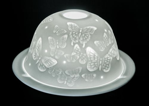 BUTTERFLIES DOME TEALIGHT (165215)