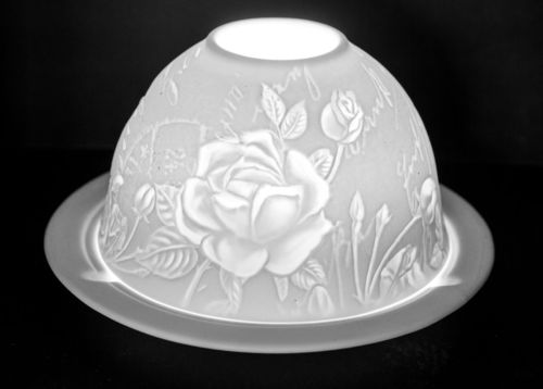 THE ROSE DOME TEALIGHT (165230)