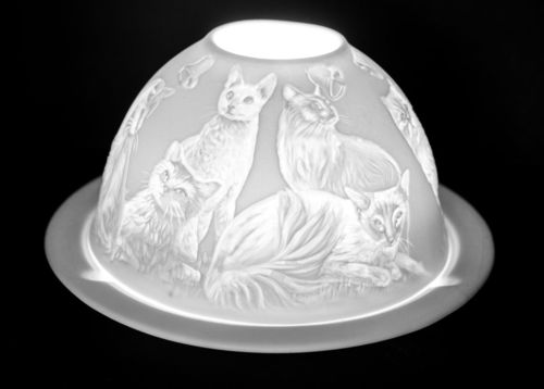 CATS DOME TEALIGHT (165232)