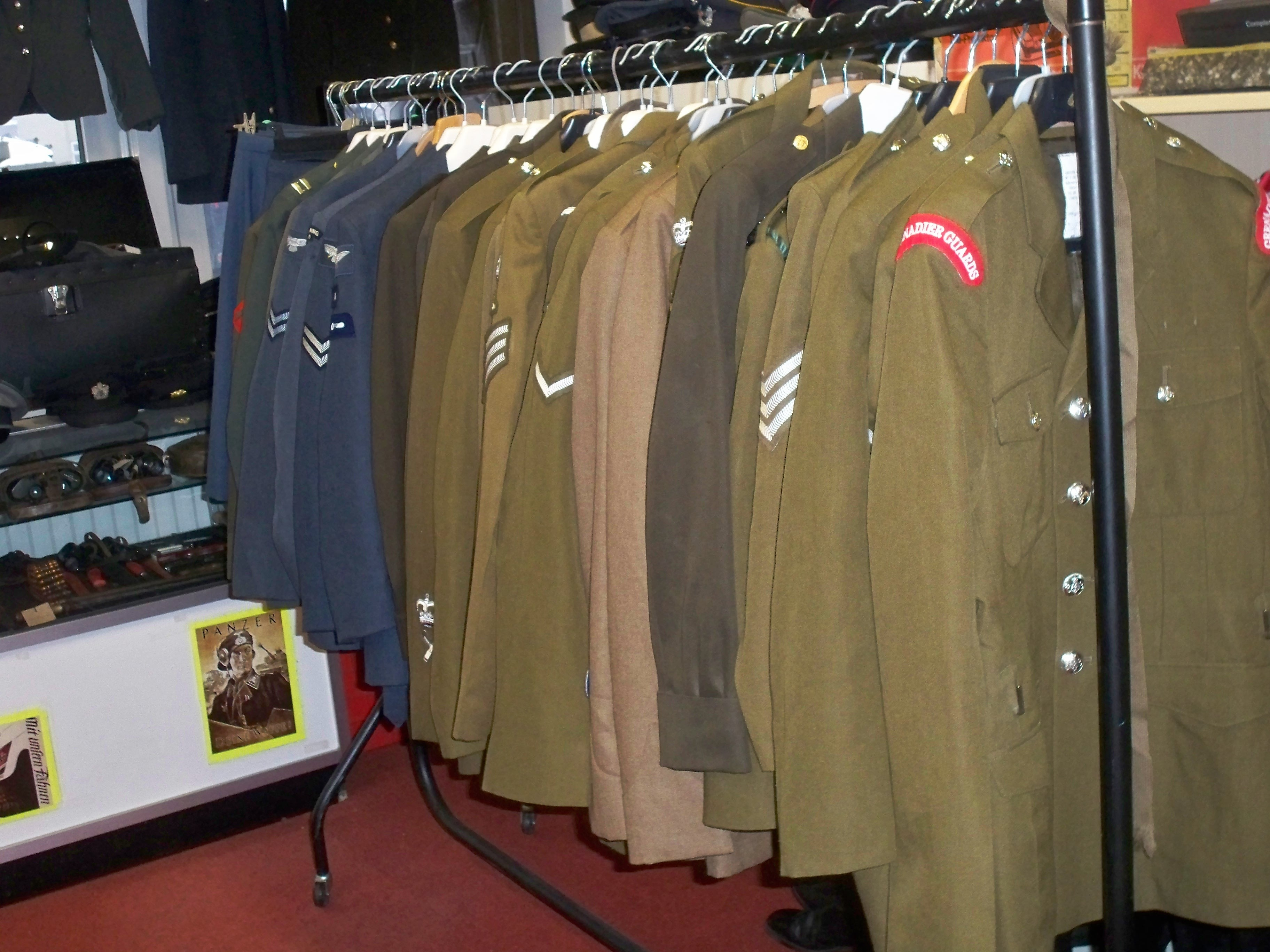 About Us | Military Surplus | Leicester | RTI UK