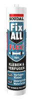 Soudal Fix All kristallklar 290mL