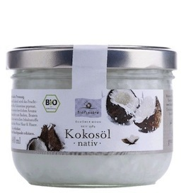 Kokosöl Nativ 200ml, Bio Planète