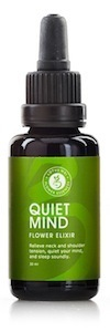 Quiet Mind Elixir 30ml, Lotus Wei™