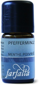 Pfefferminze Demeter Bio 10ml, Farfalla