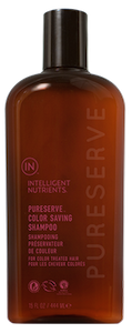 PureServe Color Saving Shampoo 444ml, Intelligent Nutrients