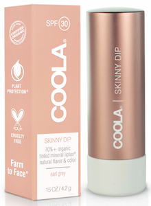 Mineral Liplux SPF 30 Skinny Dip, Coola Organic Suncare