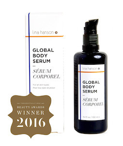 Global Body Serum 100ml, Lina Hanson