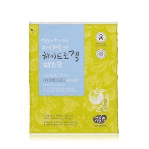 Organic Fruits & Tomato Hydrogel Mask 33g, Whamisa
