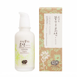 Organic Flowers Lotion Original 120ml, Whamisa