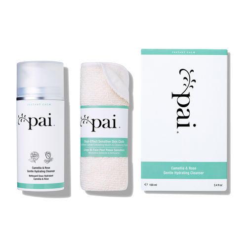 Camellia & Rose Gentle Hydrating Cleanser, Pai Skincare