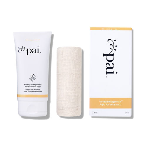 Rosehip BioRegenerate Rapid Radiance Mask 75ml, Pai Skincare