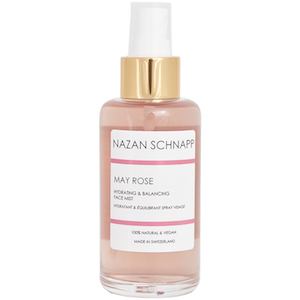 May Rose Hydrating & Balancing Face Mist 100ml, Nazan Schnapp