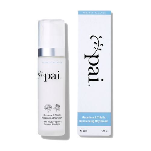 Geranium & Thistle Rebalancing Day Cream 50ml, Pai Skincare