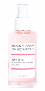 May Rose Hydrating & Balancing Face Mist 50ml, Nazan Schnapp