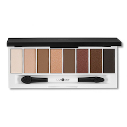 Pure Indulgence Eye Shadow Palette, Lily Lolo