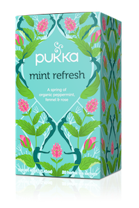 Mint Refresh Minze-Tee, Pukka