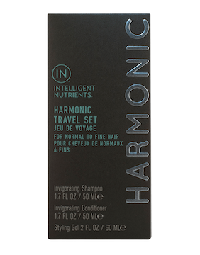 Harmonic Travel Set, Intelligent Nutrient