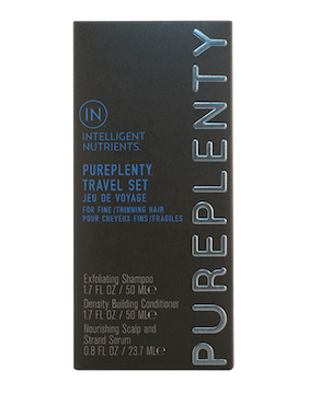 PurePlenty Travel Set, Intelligent Nutrient