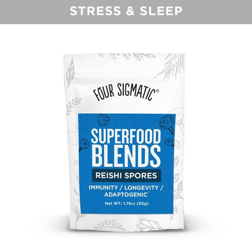 Reishi Spores Superfood Blend 50g, Four Sigmatic