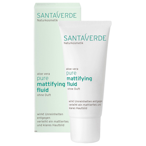 Pure Mattifying Fluid ohne Duft 30ml, Santaverde