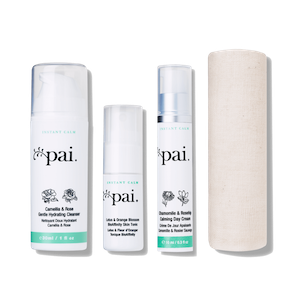 Instant Calm Travel Kit, Pai Skincare