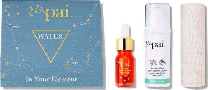 Water - In Your Element Gift Set, Pai Skincare