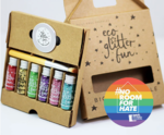 Pride Rainbow Boxed Kit 6x3.5g, EcoGlitter