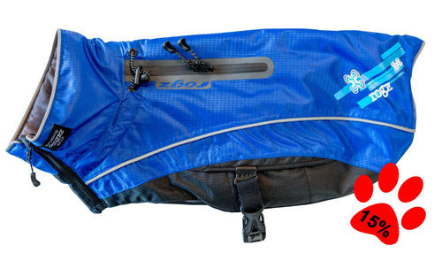 Insulated Jacket Snowskin, blue