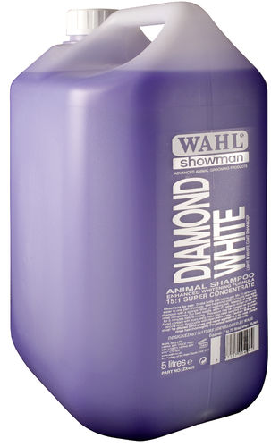 Shampoo WAHL Diamond White 5 l (concentrate)
