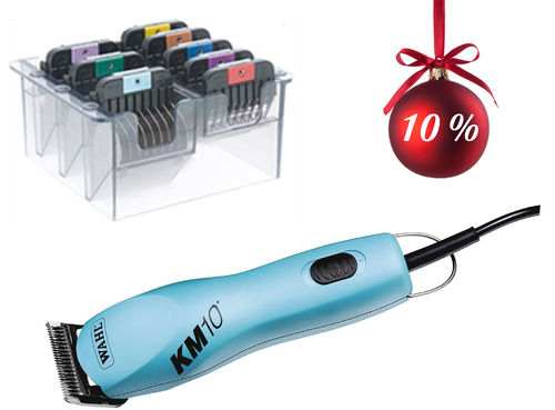Dog grooming clipper WAHL KM 10 Bundle
