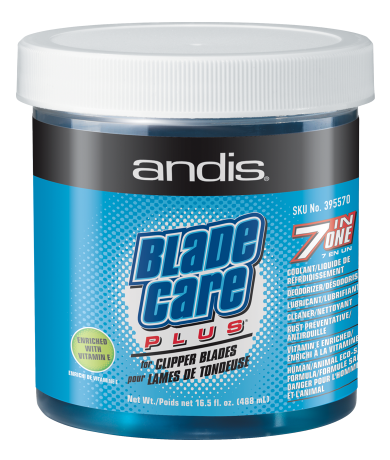 ANDIS Blade Care Plus (Jar)