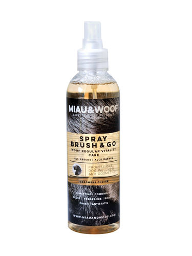 Brush&Go Entfilzungs-Spray, 200 ml
