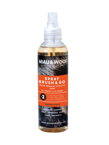 Brush&Go Nr. 2 Entfilzungs-Spray, 200 ml