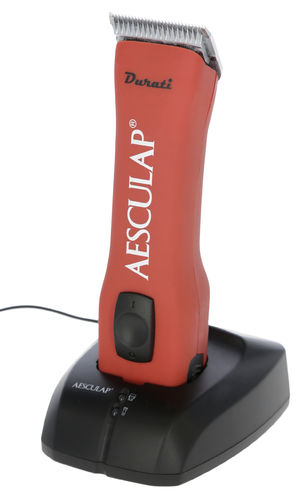 Dog grooming clipper Aesculap Durati