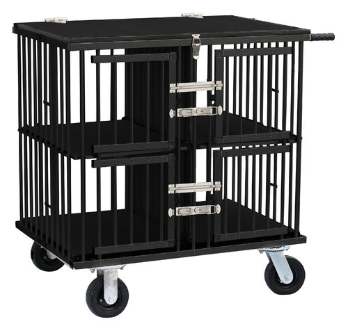Cage pliable expo, 4 portes