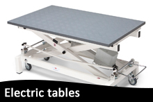 Electric tables