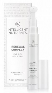 Plant Stem Cell Science Renewal Complex Eye Gel 15ml, Intelligent Nutrients