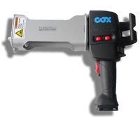 COX Powerpush 7000  Akku  Applikationspistole