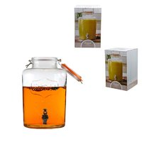 CONSOL BEVERAGE DISPENSER WITH CLIP-TOP LID (7.5L)