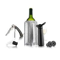 VACU VIN WINE ESSENTIALS GIFT SET (6 PIECE SET)