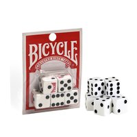 BICYCLE 5 DICE SET 5 COUNT BLISTER PACK